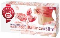 Teekanne Wellness Balance&Slim porcovaný čaj 20x1,6 g