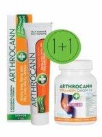 Annabis Arthrocann gel75ml+Arthroc.Collagen tablet 60