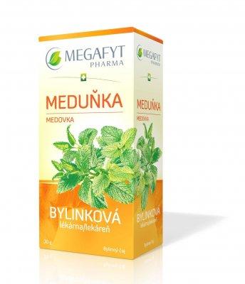 Megafyt Bylinková lékárna Meduňka 20x1,5 g