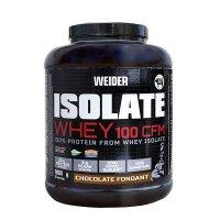 WEIDER Isolate Protein Chocolate fondant 908 g