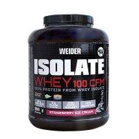 WEIDER Isolate Protein Jahoda 908 g