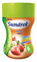 Hero Sunárek rozpustný nápoj jahodový 200 g