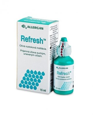 Allergan Refresh 15 ml