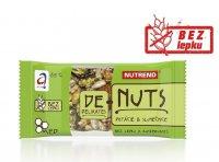 Nutrend DeNuts Ořechová tyčinka pistácie + slunečnice 35 g