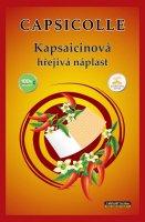 Capsicolle Kapsaicinová hřejivá náplast 7x10 cm