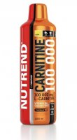 Nutrend Carnitine 100 000 citron 1000 ml