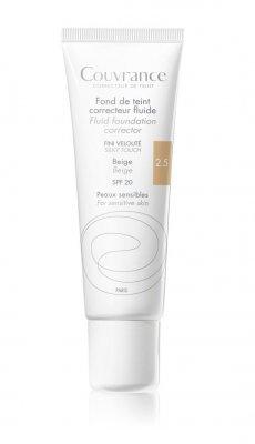 Avene Couvrance Tekutý krycí make-up SPF 20 30 ml béžový odstín