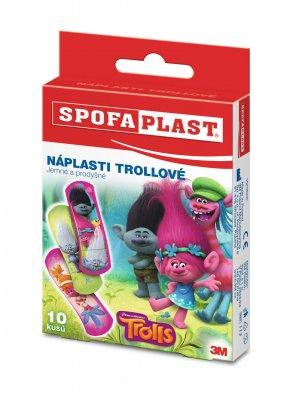 3M Spofaplast 113 Náplasti Trollové 10 ks