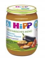 Hipp Vegetariánské MenuKuskus se zeleninou 190 g