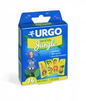 Urgo Special Kids JUNGLE dětská náplast 14 ks