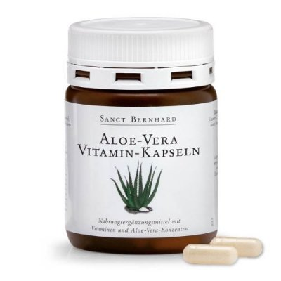 Sanct Bernhard Aloe vera 100 tablet