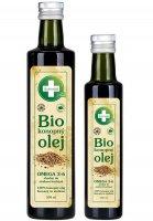 Annabis Bio 100% konopný olej 500 ml