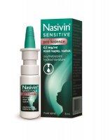Nasivin Sensitive pro kojence 0,1 mg/ml nosní kapky, roztok 5 ml