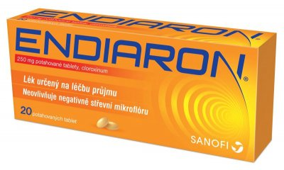 Endiaron 250 mg 20 tablet
