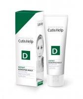 CutisHelp DEFEKT konopná mast při poškození kůže 50 ml
