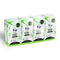 Cheeky Panda Kapesní ubrousky 3-vrstvé 8 balení