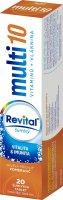 Revital Multi 10 pomeranč 20 šumivých tablet