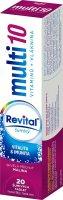 Revital Multi 10 malina 20 šumivých tablet