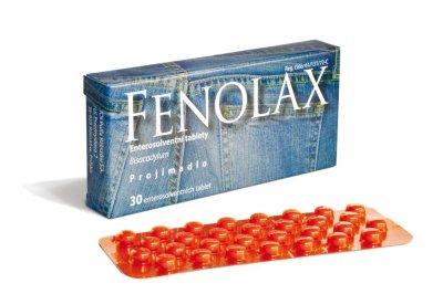Fenolax 30 enterosolventních tablet