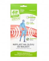 FIT Therapy náplast na záda 3ks