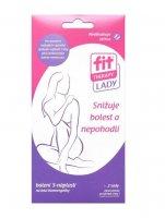 Fit therapy lady náplasti 2x3 ks