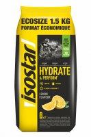 Isostar Hydrate & Perform citron prášek 1500 g ekonomické balení