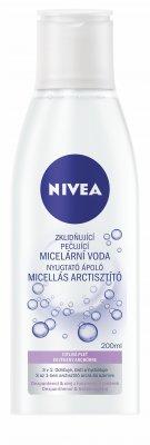 Nivea Zklidňující micelární voda pro citlivou pleť 200 ml