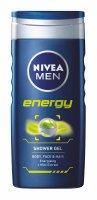 Nivea MEN Energy sprchový gel 250 ml