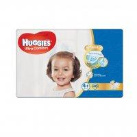 HUGGIES Ultra Comfort Jumbo 4+ 10-16 kg 46 ks