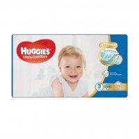 HUGGIES Ultra Comfort Jumbo 3 5-8 kg 56 ks