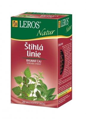 Leros Natur Štíhlá linie porcovaný čaj 20x1,5 g