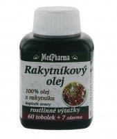 Medpharma Rakytníkový olej 100% olej z rakytníku 67 tobolek