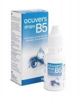 Ocuvers drops s provitamínem B5 oční kapky 15 ml