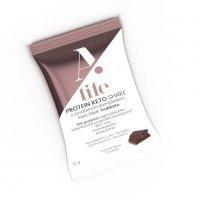 Alife Beauty and Nutrition Protein Keto Shake čokoláda 25 g
