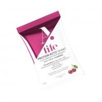 Alife Beauty and Nutrition Protein Keto Shake višeň 25 g