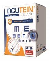 Simply You Ocutein Brillant Lutein 25 mg DaVinci 120 kapslí