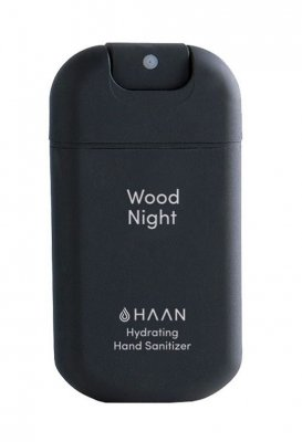 HAAN Wood Night antibakteriální spray na ruce 30 ml