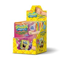 Vieste Multivitamin SpongeBob box 12x12 tablet + tetování