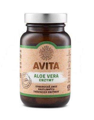 AVITA Aloe Vera enzymy 60 tablet