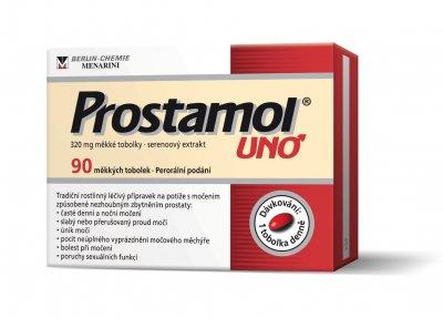 Prostamol uno 320 mg 90 měkkých tobolek