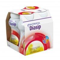 Diasip s příchutí vanilkovou 4x200 ml
