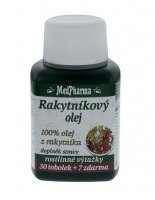 Medpharma Rakytníkový olej 100% olej z rakytníku 37 tobolek