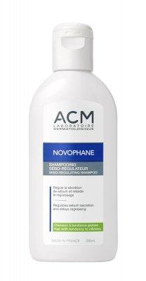 ACM NOVOPHANE šampon regulující tvorbu mazu 200 ml