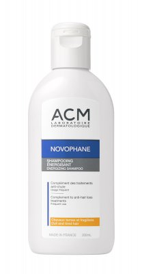 ACM Novophane Energizing Shampoo 200 ml