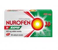 Nurofen Rapid 400 mg 20 tobolek