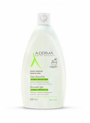 A-derma Hydratační sprchový gel 500 ml