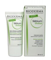 Bioderma Sébium Global krém na akné 30 ml