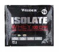 WEIDER Isolate Whey jahoda sáček 30 g