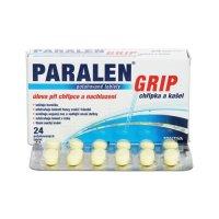 Paralen Grip Chřipka a kašel 24 tablet