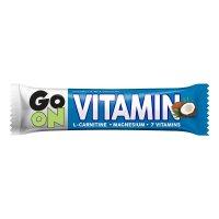 Vieste GO ON Vitaminová tyčinka l-carnitin 50 g